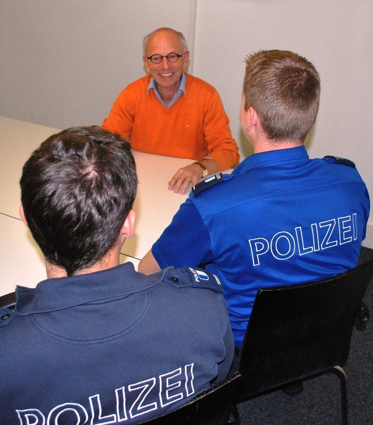 Im Gespräch mit dem Seelsorger Robert Knüsel-Glanzmann