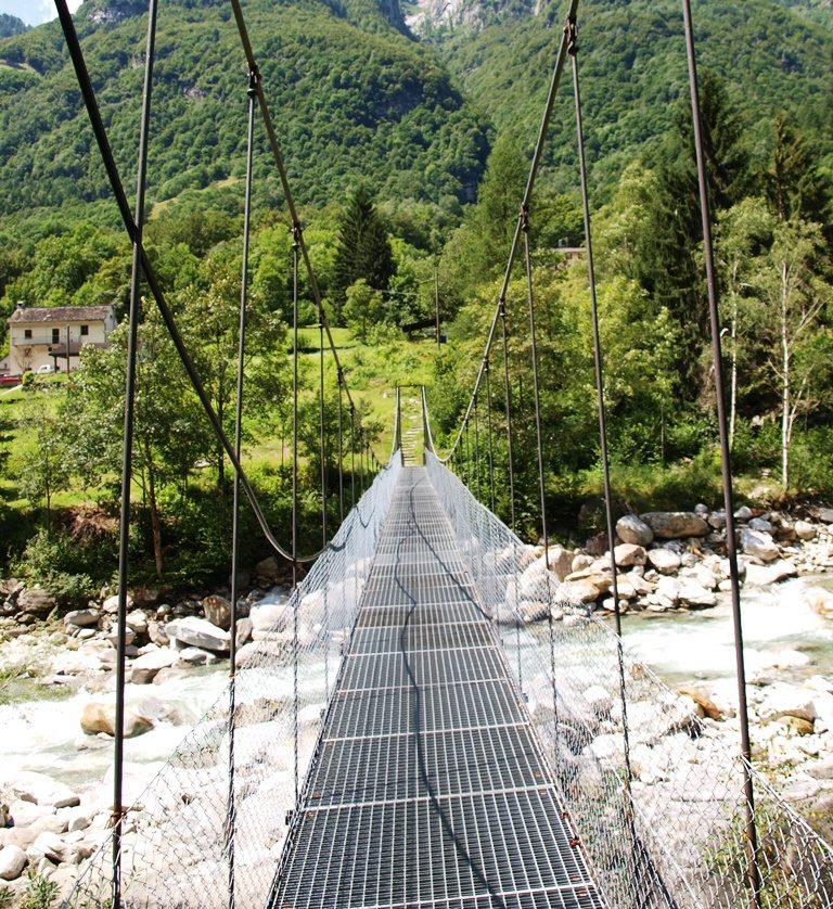 Vertrauen als Brücke von dir zu mir / Bild: Robert Knüsel