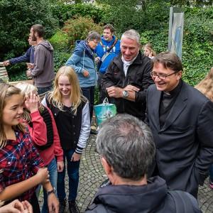 Jugendtreffen des Bistums Basel 2015 in Luzern. | © 2015 Roberto Conciatori