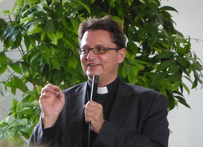 Bischof Felix Gmür. | © 2014 Kath. Seelsorgerat Luzern