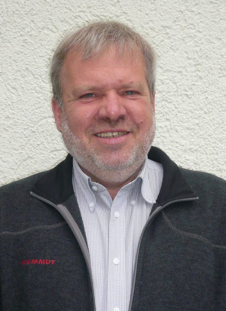 Peter Josef Bomholt, 1959-2016. Das Bild entstand 2009.