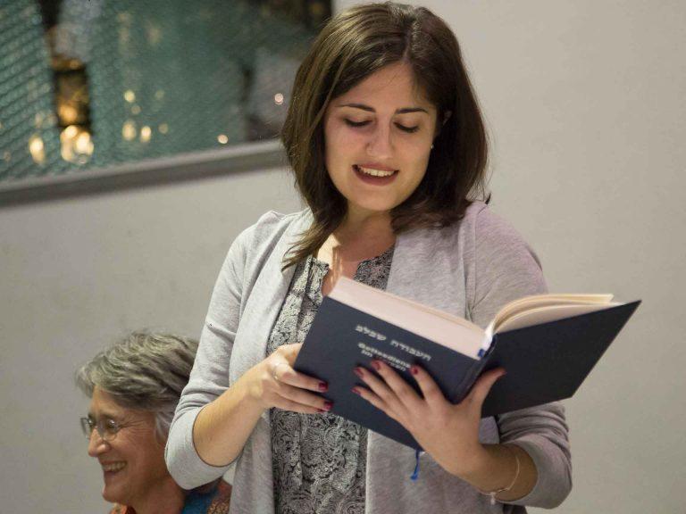 «Ein anderes Judentum vermitteln,«als es häufig in den Köpfen der Menschen verankert ist»: Tamar Krieger will davon im «Zwischenhalt» am 6. November im Maihof in Luzern berichten. | © 2016 Urban Schwegler