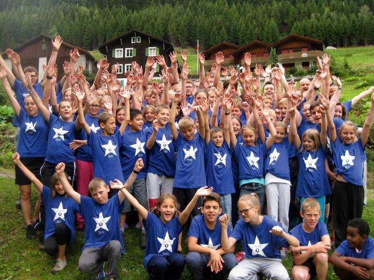 Jungwacht- und Blauringscharen gibt es viele im Kanton Luzern. Sie werden von der Kirche unterstützt. ©   zvg