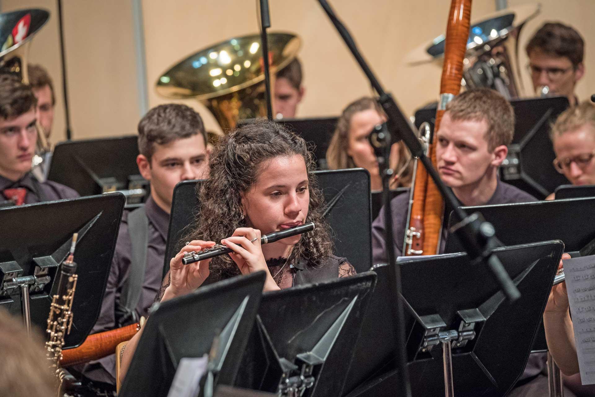 Die Noten richtig lesen, aufeinander hören: Was im Orchester wichtig ist, gilt auch im dualen System der Kirche. | © 2018 Roberto Conciatori