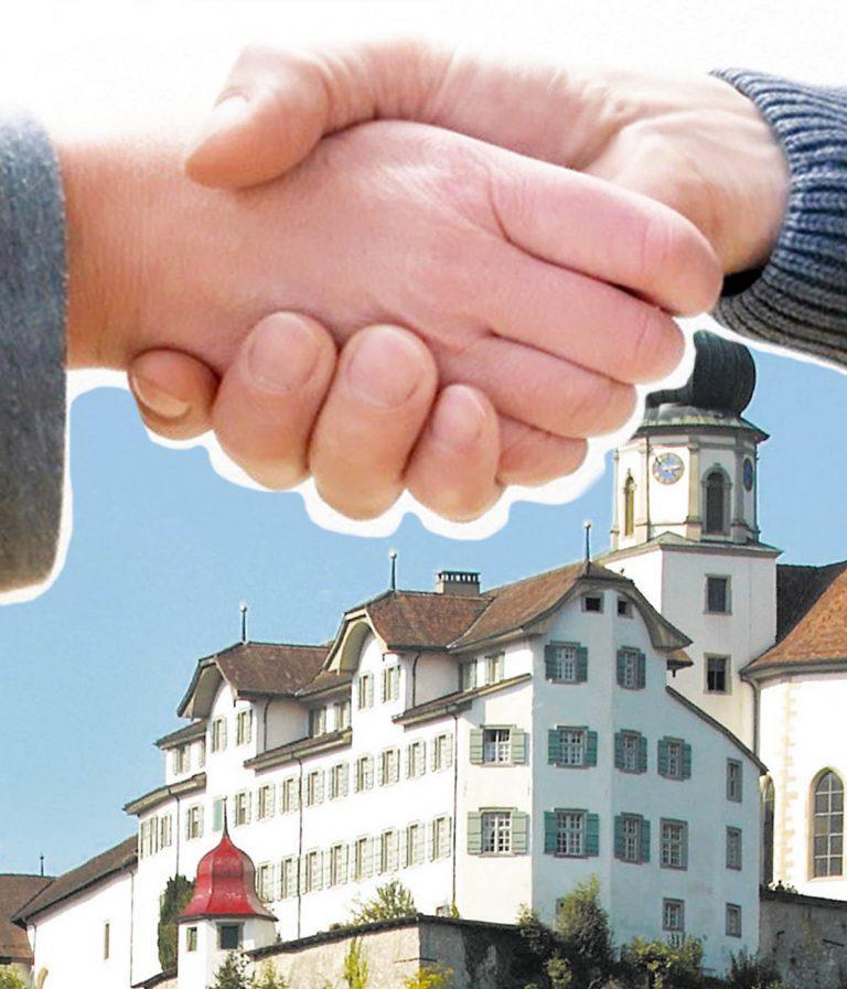 Begegnungs-Wallfahrt in Werthenstein