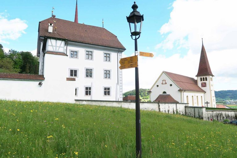 Schloss Altishofen.  | © 2018 Urban Schwegler