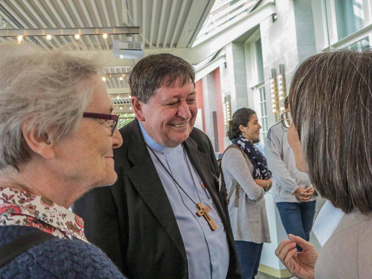 «In anderen Ländern explodiert das Ordensleben geradezu»: Kardinal Joao Braz de Aviz |  © 2018 Walter Ludin