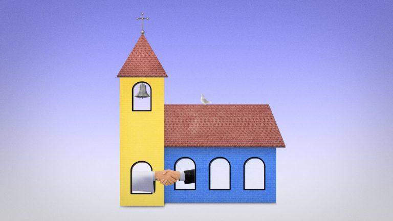 Filmstill aus «dual stark», dem Kurzfilm über das duale System der katholischen Kirche Schweiz | © 2018 Katholische Kirche im Kanton Luzern