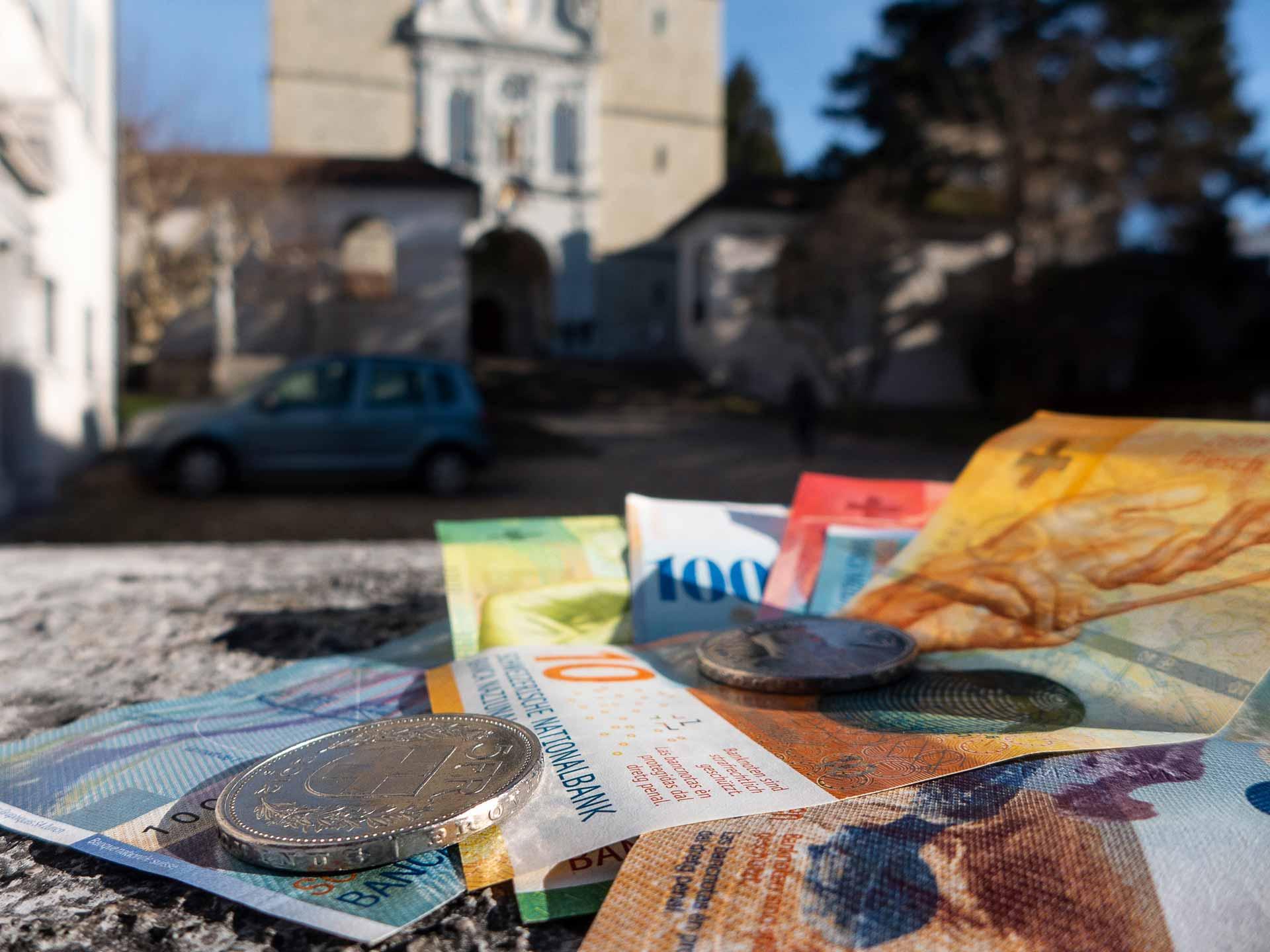 Im katholischen Kanton Luzern fliessen pro Kirchenmitglied über 15 Jahre über 500 Franken Steuern. | © 2019 Dominik Thali