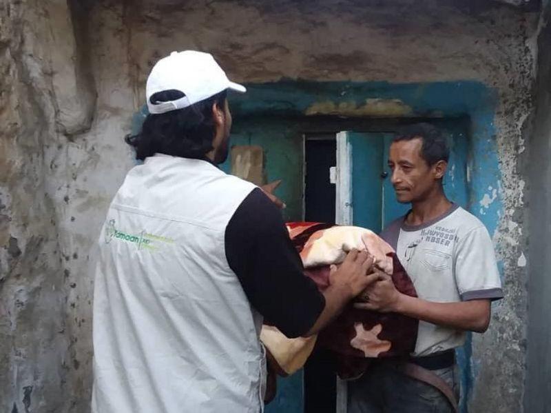 Das internationale Caritas-Netz leistet bereits heute Nothilfe im Jemen.  | © 2019  Yamaan Foundation via Caritas Schweiz