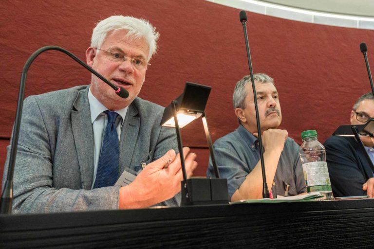 Rupert Lieb (Meggen), Peter Kaufmann (Buchrain).| © 2019 Roberto Conciatori