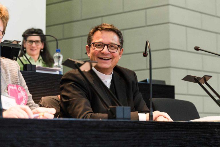 Bischof Felix Gmür.| © 2019 Roberto Conciatori