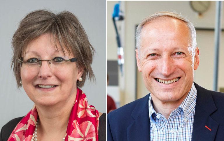 Renata Asal-Steger ist als Synodalratspräsidentin für die Jahre 2020 und 2021 vorgeschlagen, Martin Barmettler als Präsident der Synode für den gleichen Zeitraum.