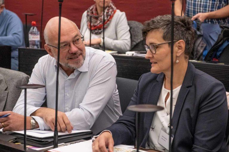 Roger Seuret (Altishofen) und Helen Kaufmann (Hergiswil). | © 2019 Dominik Thali