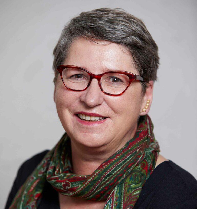 Die verstorbene Synodalratspräsidentin der Reformierten Kirche Kanton Luzern, Ursula Stämmer-Horst. | zvg