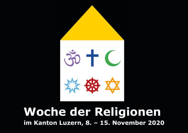 Aus dem diesjährigen Programmflyer für Luzern   © Luzerner Religionsgemeinschaften