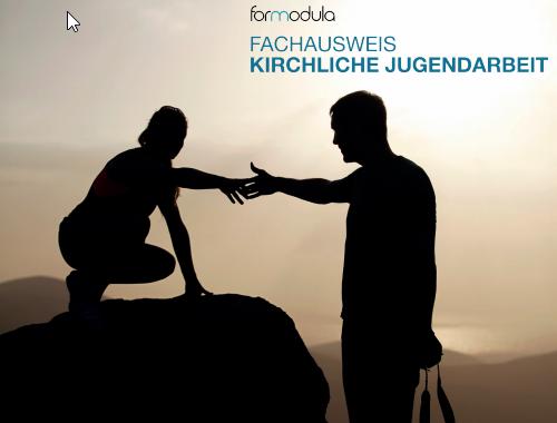 """Printscreen Flyer <a href=""""https://www.fachausweis-jugendarbeit.ch/download/FlyerModul27AM.pdf"""">Modul 27 – Begleitung und Beratung</a>"""