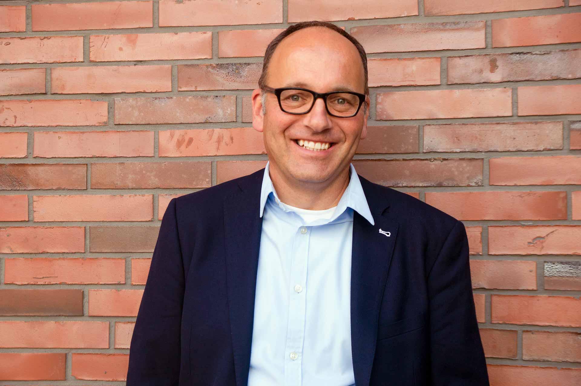Die Kräfte bündeln, nicht nur mit der Kirche: der neue Geschäftsleiter der Caritas Luzern, Daniel Furrer. | © 2020 Jasmin Metzger, Caritas Luzern