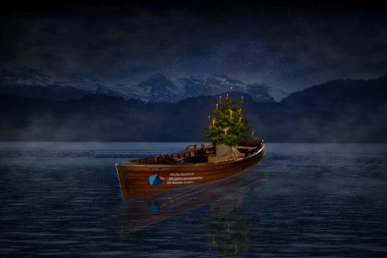 Warten auf Weihnachten | © Roberto Conciatori