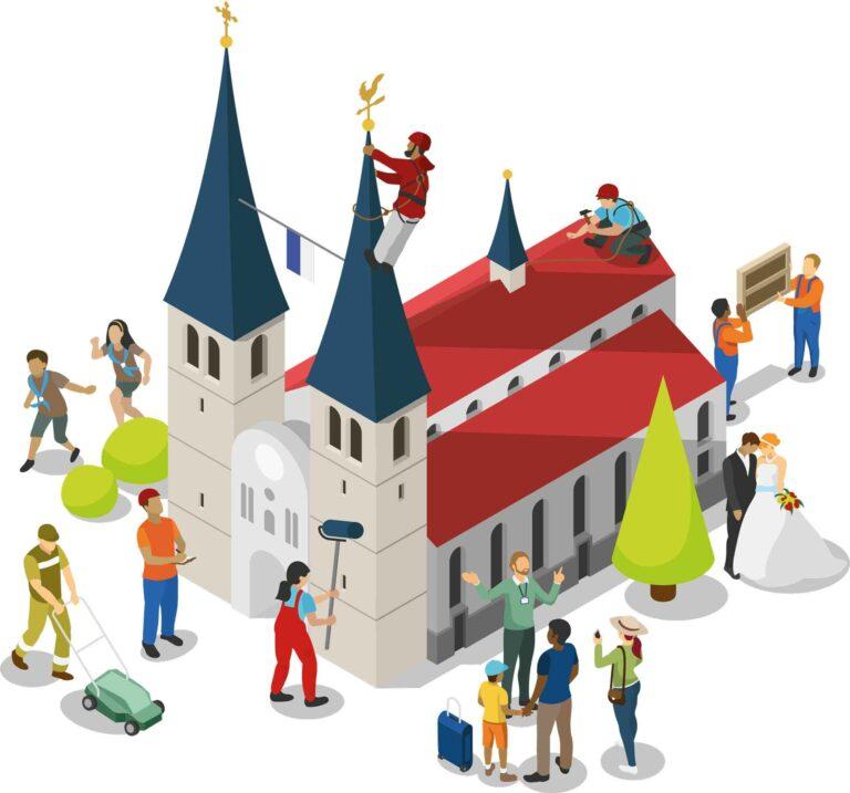 "Illustration aus <a href=""https://lu.kirchensteuern-sei-dank.ch/"">kirchensteuern-sei-dank.ch</a>| © 2021 Katholische Kirche im Kanton Luzern"